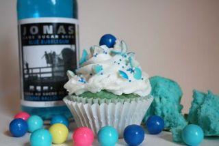 Jonas cupcake