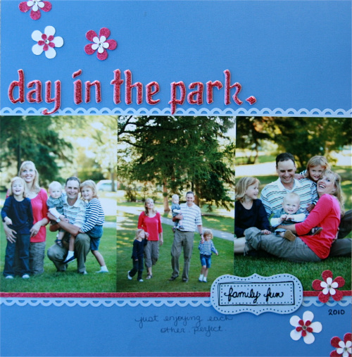 Day in the park-joann's-core