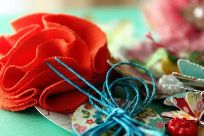 Crop & create-becky's embellishments