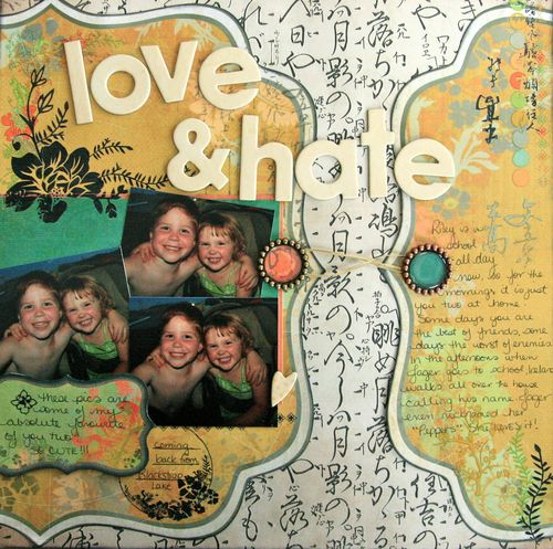 love& hate