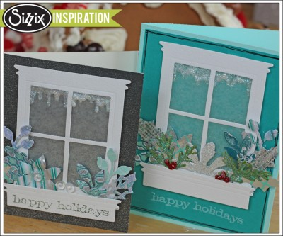 Sizzix-Die-Cutting-Inspiration-Holiday-Cards-by-Leica-Forrest-400x333